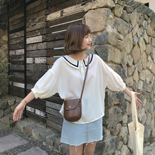 "Load image into Gallery viewer, ""MIMI"" BLOUSE (3 COLORS)"