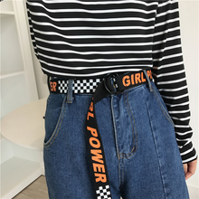 "Load image into Gallery viewer, ""GIRL POWER"" BELT (2 COLORS)"
