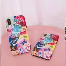 "Load image into Gallery viewer, ""SWEET TREATS"" IPHONE CASE"