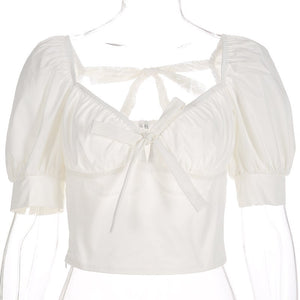 """BELLE"" CROP TOP"