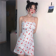 "Load image into Gallery viewer, ""CHERRY BABY"" DRESS"