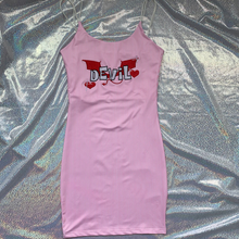 "Load image into Gallery viewer, ""PASTEL DEVIL"" DRESS"