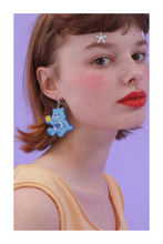 Load image into Gallery viewer, CARE BEAR EARRINGS (4 COLORS)