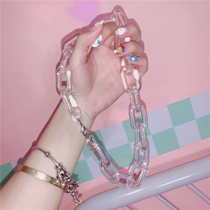 """CYBER CHAINS"" NECKLACE"