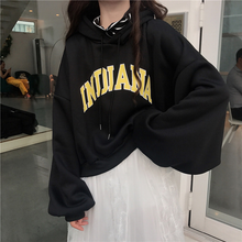 "Load image into Gallery viewer, ""INDIANA"" HOODIE (3 COLORS)"