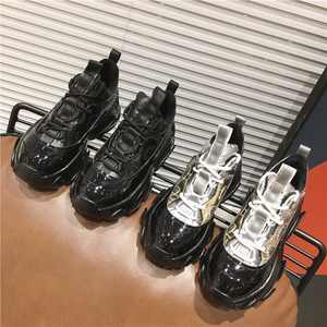 """RACER"" CHUNKY SNEAKERS (2 COLORS)"