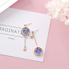 "Load image into Gallery viewer, ""STARS AND HOPES"" EARRINGS (4 COLORS)"