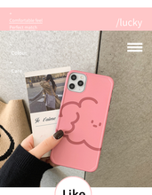 "Load image into Gallery viewer, ""PINK CLOUD"" IPHONE CASE"