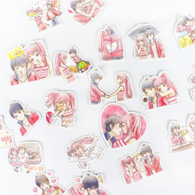 "Load image into Gallery viewer, ""KAWAII COUPLE"" STICKERS"