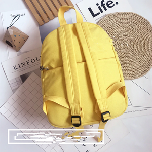 """HONEY RABBIT"" BACKPACK (4 COLORS)"