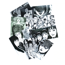 "Load image into Gallery viewer, ""THE JUNJI ITO COLLECTION"" STICKERS"