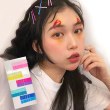 "Load image into Gallery viewer, ""RAINBOW GIRL"" HAIR CLIPS"