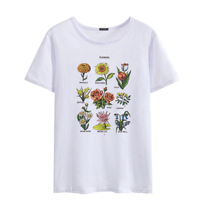 """FLOWERS OF LIFE"" SHIRT (2 COLORS)"