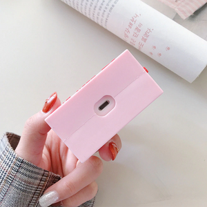 """STRAWBERRY MILK"" AIRPODS CASE (2 COLORS)"