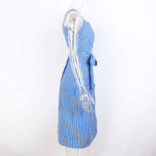 "Load image into Gallery viewer, ""BABY BLUE DATE"" DRESS"