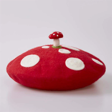 Load image into Gallery viewer, MUSHROOM BERET