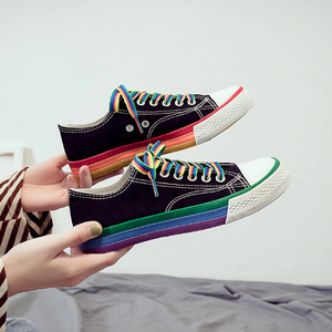 """RAINBOW KID"" SNEAKERS (3 COLORS)"