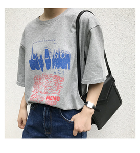 """JOY DIVISION"" TEE (2 COLORS)"