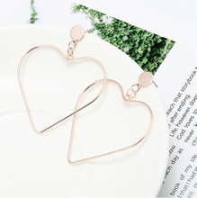 "Load image into Gallery viewer, ""FULL OF LOVE"" EARRINGS"