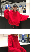 "Load image into Gallery viewer, ""SLEEP IN"" HOODIE (3 COLORS)"