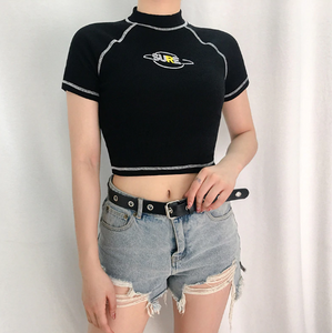 """SURE"" CROP TOP"
