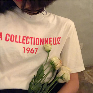 """LA COLLECTIONNEUSE 1967"" SHIRT"