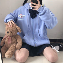 Load image into Gallery viewer, SANRIO TRACK JACKET (3 COLORS)