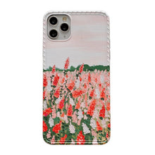 "Load image into Gallery viewer, ""LANDSCAPE LOVE"" IPHONE CASE (2 COLORS)"