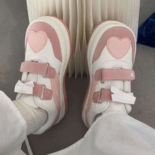 "Load image into Gallery viewer, ""PASTEL HEART"" SHOES"