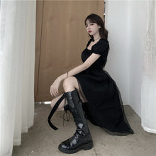 "Load image into Gallery viewer, ""WITCH OF THE NIGHT"" DRESS"