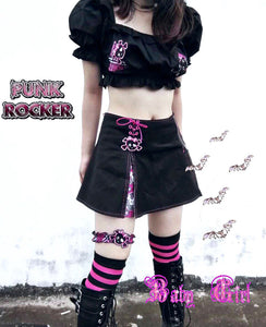 """PUNK ROCK POISON"" SET"