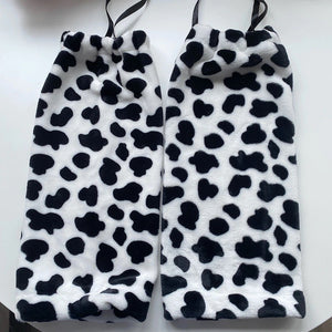 """COW GIRL"" LEG WARMER SOCKS"