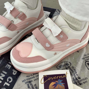 """PASTEL HEART"" SHOES"
