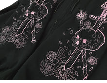 "Load image into Gallery viewer, ""PINK ANGEL OF DEATH"" JACKET"