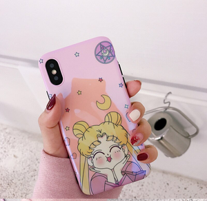 """HAPPY USAGI"" IPHONE CASE"