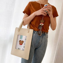 "Load image into Gallery viewer, ""FLOWER x TULIP"" BAG (4 COLORS)"