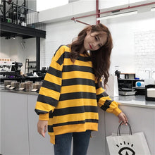 "Load image into Gallery viewer, ""BUMBLEBEE"" SWEATER"