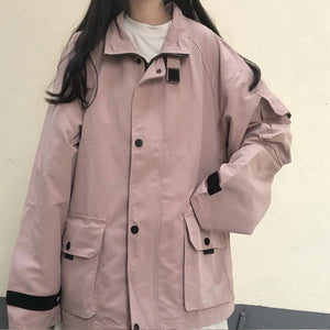 COLLEGE WINTER JACKET (3 COLORS)