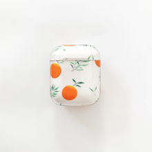 "Load image into Gallery viewer, ""MINIMALIST ORANGE"" AIRPODS CASE"