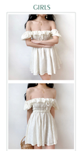 "Load image into Gallery viewer, ""SUMMER RAIN"" DRESS"