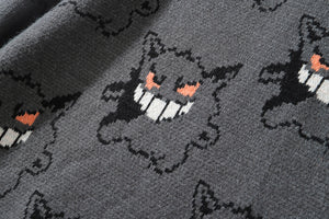 """NIGHTMARE GENGAR"" SWEATER"