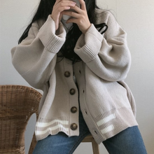 "Load image into Gallery viewer, ""SUZY"" CARDIGAN (2 COLORS)"