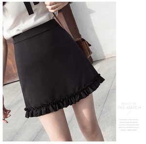 """LIZZIE"" SKIRT (2 COLORS)"