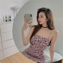 "Load image into Gallery viewer, ""LEOPARD DOLL"" DRESS"