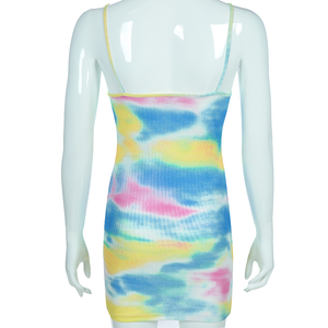 """TIE DYE SUMMER"" DRESS"