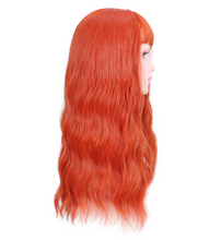 "Load image into Gallery viewer, ""ORANGE BABY"" WIG"