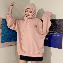 "Load image into Gallery viewer, ""PALE PEACH"" HOODIE"