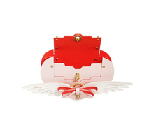 "Load image into Gallery viewer, ""CUPID'S PRESENT"" BAG (2 COLORS)"