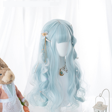 "Load image into Gallery viewer, ""SEASHELL MERMAID"" WIG"