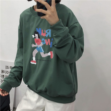 "Load image into Gallery viewer, ""RUNNING"" SWEATSHIRT (3 COLORS)"